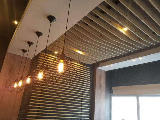instalatii electrice interior